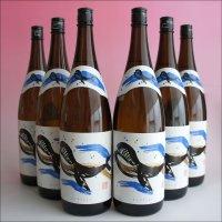 【送料無料・6本ケース】くじらのボトル 1800mlX6本・大海酒造 芋焼酎 25度《ギフト対応不可》